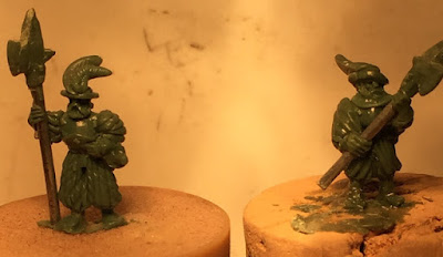 Landsknecht Hellebardiere Sculpts by Warmonger Miniatures picture 1