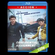 Confidential Assignment (2017) BRRip 720p Audio Dual Latino-Coreano