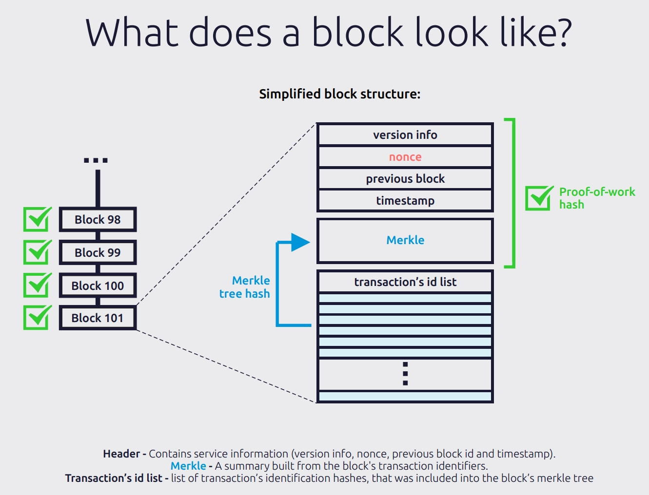 The Software Design Approach Behind A Blockchain Is To Bind Number Of Peers That Obey Same Consensus For Storing Or Accessing Information Held