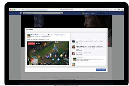 Cara mudah download video live streaming Facebook di PC tanpa aplikasi tambahan