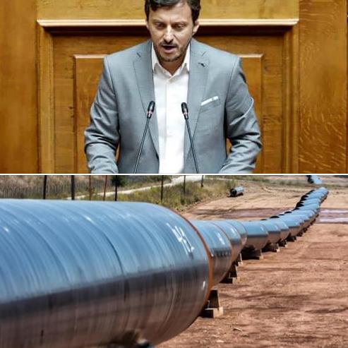 ''Να επανεξεταστεί η ένταξη της Χαλκιδικής στο δίκτυο φυσικού αερίου''