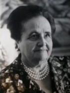 Pilar Franco, la madre
