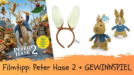 Peter Hase 2 Gewinnspiel