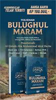 Buku Terjemah Bulughul Maram Ash Shaf