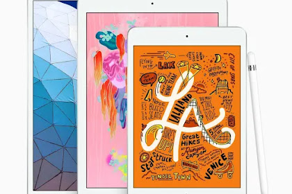 Produk Baru Apple: iPad Mini dan iPad Air