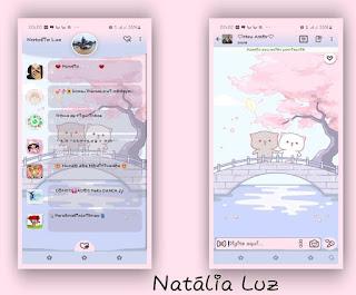 Cats Caupal Theme For YOWhatsApp & Fouad WhatsApp By Natalia Luz
