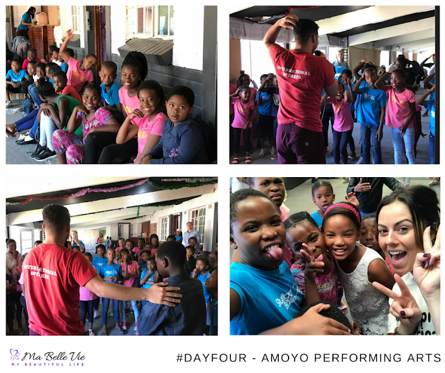 mission inspire, South Africa, Cape Town, travel, world changers, Amoyo, performing arts