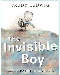 The Invisible Boy picture book
