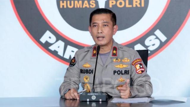 Bantah Siksa Ustadz Maaher At-Thuwailibi, Polri Ingatkan Pidana Jika Sebarkan Hoaks