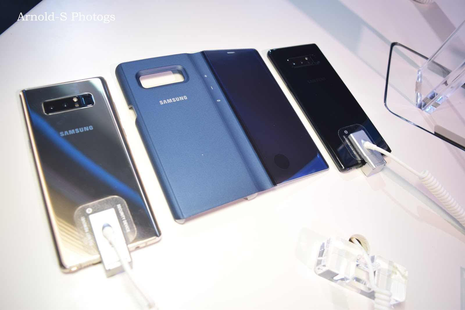 For More Information About Galaxy Note8 Visit Samsung Ph