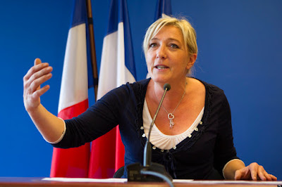 I'M WITH HER: MADEMOISELLE LE PEN FOR PRESIDENT