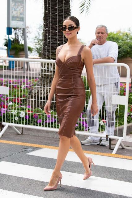 Американская модель Оливия Калпо