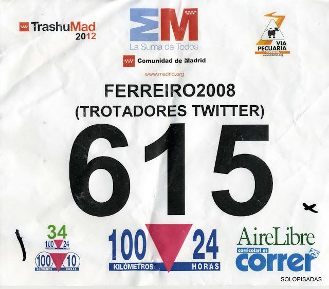 ULTRATRAIL - 100 km 24 horas CORRICOLARI