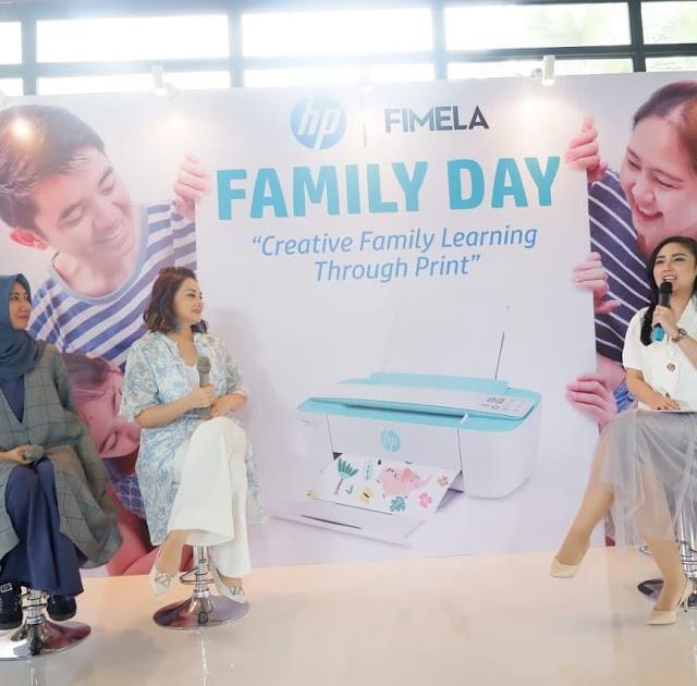 Family Day Hp dan Fimela