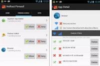Firewall per Android per bloccare l'accesso internet alle app