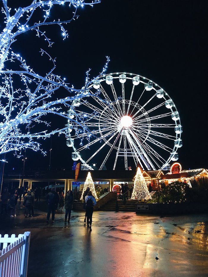 What's going on this Christmas in Bournemouth - markets, ice-skating, fireworks and more.