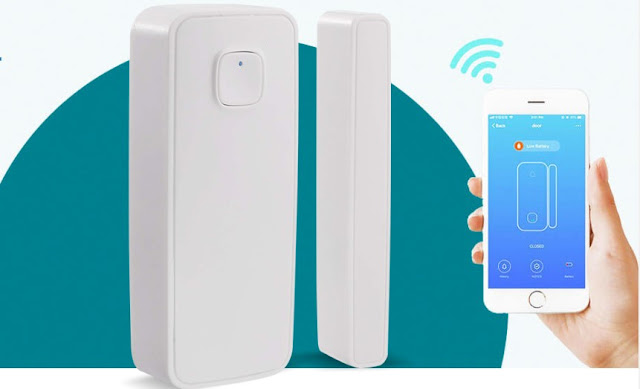 Door and Window Sensor Smart Security