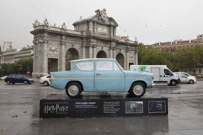 Ford Anglia, Alcala, Madrid