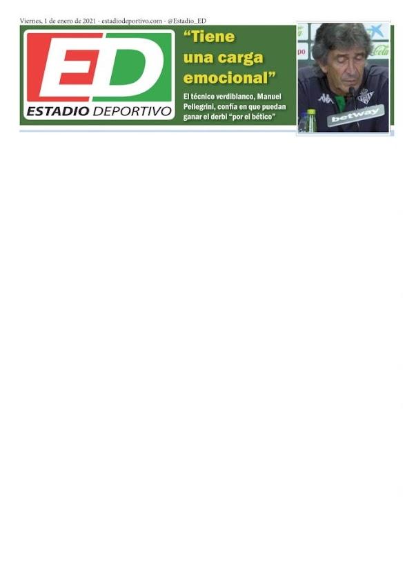 """Betis, Estadio Deportivo: """"Tiene una carga emocional"""""""