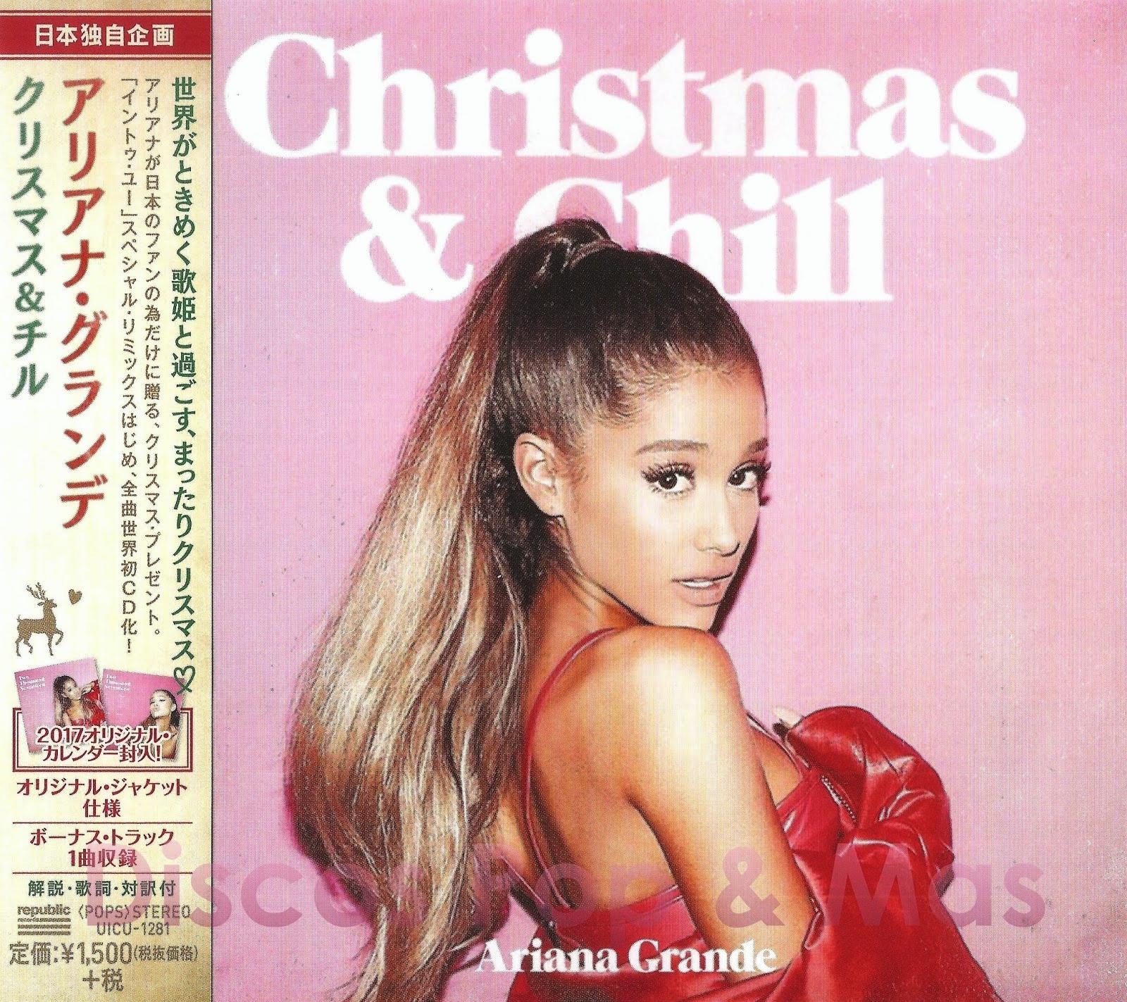 Ariana Grande Calendario.Discos Pop Mas Ariana Grande Christmas Chill Japan