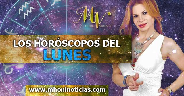 Los Horóscopos del LUNES 28 de DICIEMBRE del 2020 - Mhoni Vidente