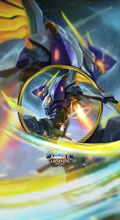 Saber Codename Storm Heroes Assassin of Skins V5