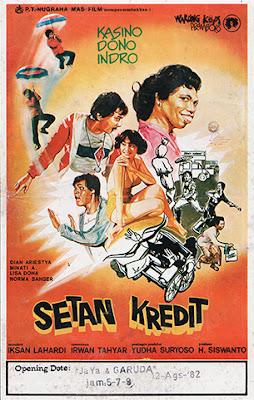 Setan Kredit Poster