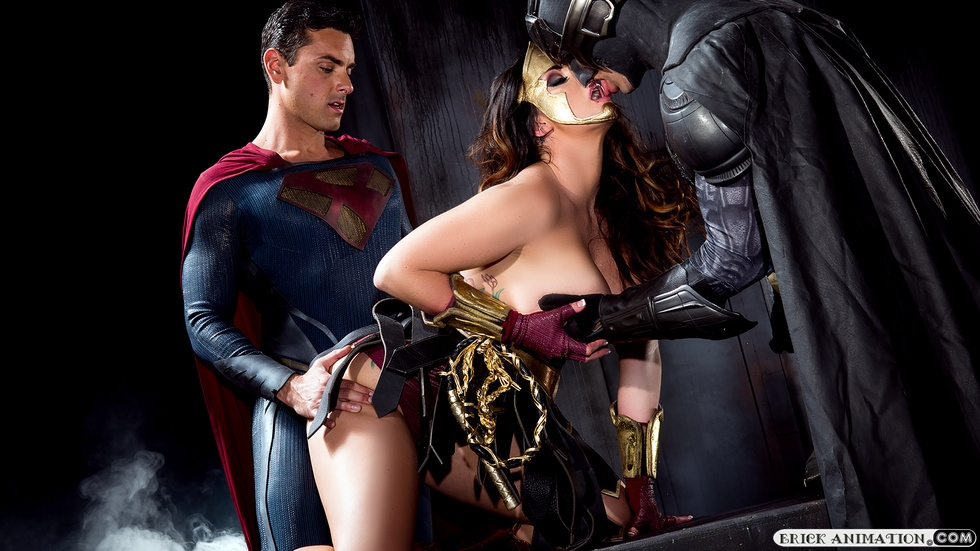 Superman porno