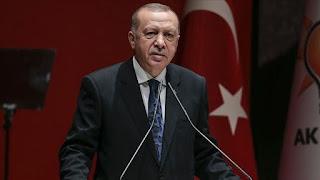 أردوغان: لن نتردد في استخدام القوة العسكرية لاستقرار سوريا