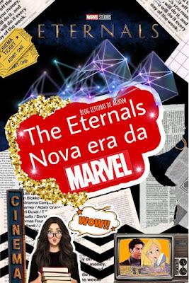 JÁ CONHECE THE ETERNALS O NOVO FILME DA MARVEL?