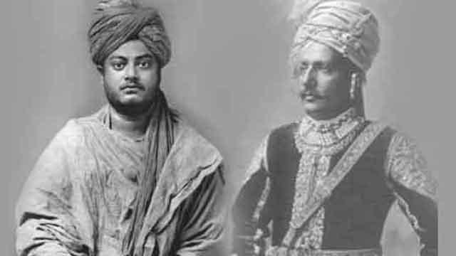 स्वामी विवेकानंद की सफलता में राजा अजीत सिंह का योगदान