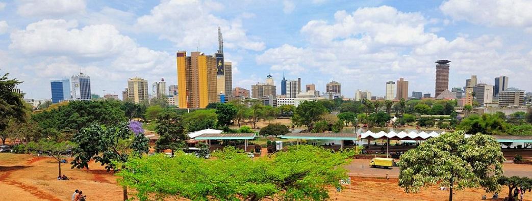 5Z4/PA1TS, Kenia
