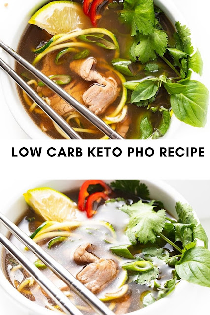 LOW CARB KETO PHO RECIPE
