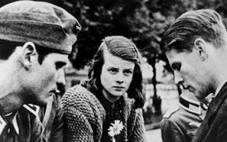Τρεις νέοι που δεν φοβήθηκαν τον Χίτλερ
