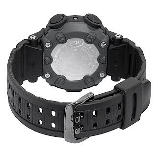 756fd944a30 Casio Men s G9000MS-1CR G-Shock Military Concept Black Digital Watch