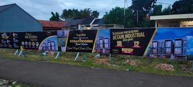 Rumah kost dijual