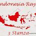Lirik Lagu  Indonesia Raya 3 Stanza
