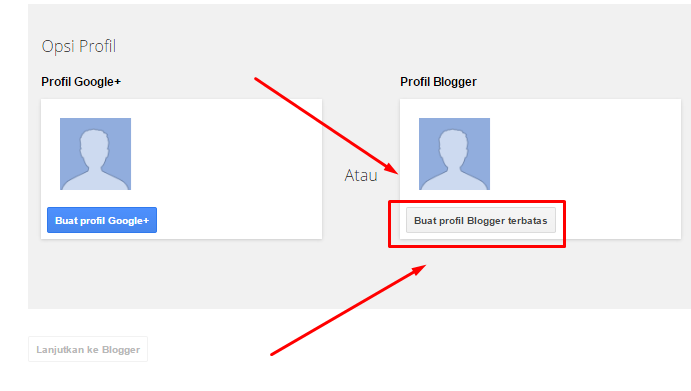 #2 - Cara membuat Blog diblogger