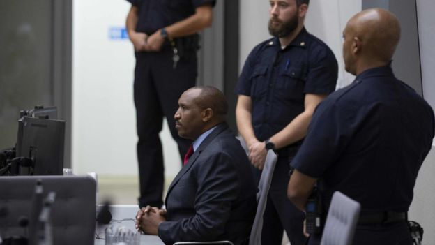 ICC sentences Congolese rebel chief Ntaganda to 30 years in jail