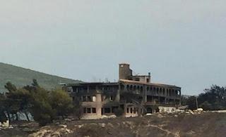 2000€ από την Ένωση Αξιωματικών Αστυνομίας Βορείου Αιγαίου στο κατεστραμμένο από την φωτιά «Λύρειο Παιδικό Ίδρυμα»