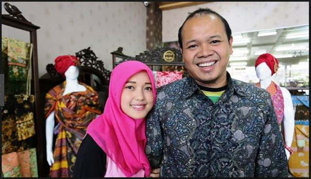 Pasangan ini Berbisnis Batik Bermodal Uang Amplop Nikah dari Para Tamu
