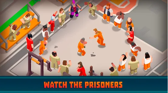 Match the Prison