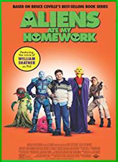 Aliens Ate My Homework (2018) | DVDRip Latino HD GDrive 1 Link