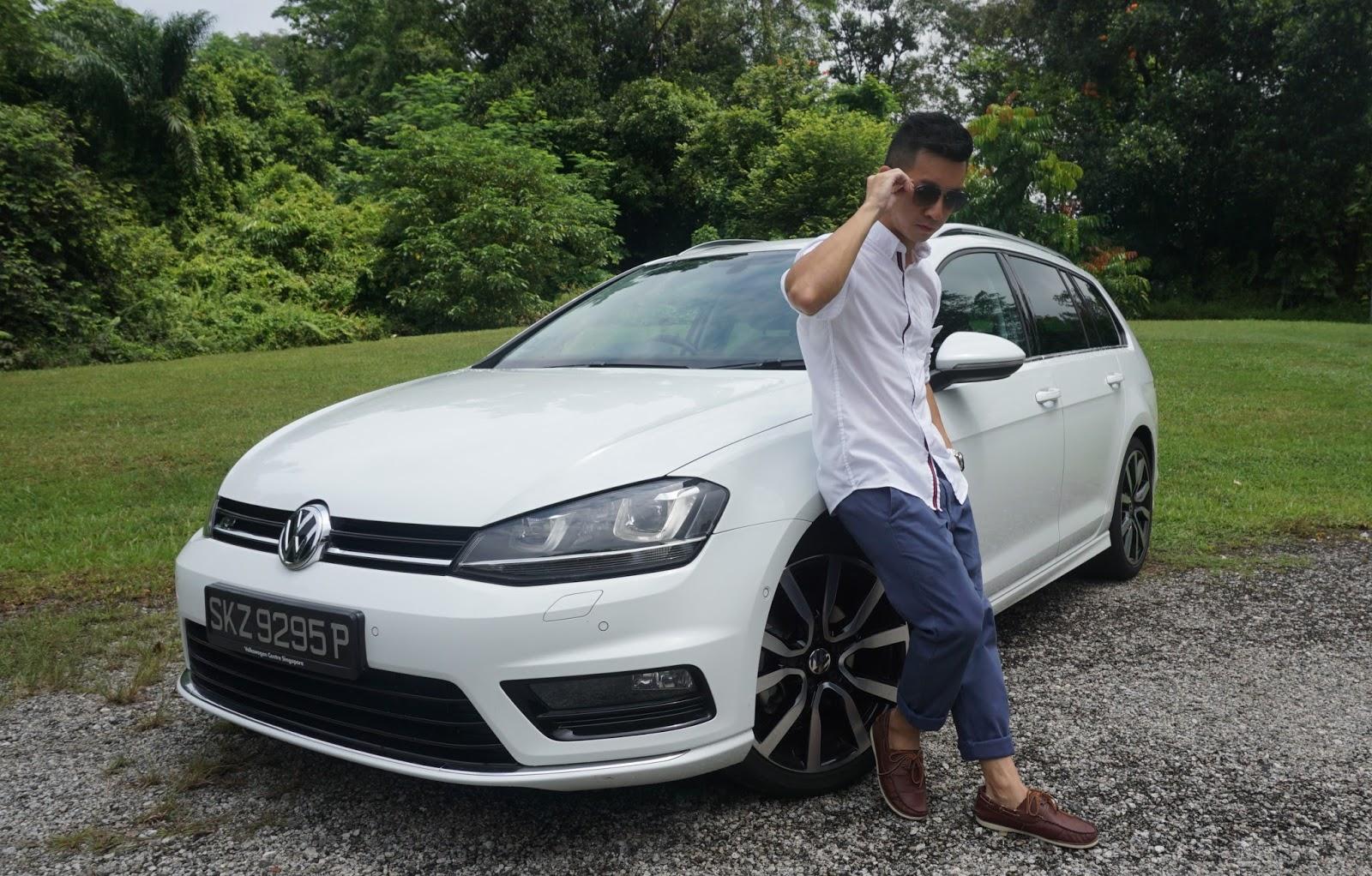 Volkswagen Golf Variant 1 4 Tsi Car Review