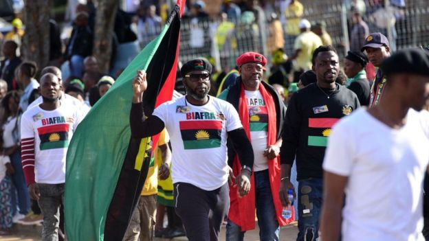 BREAKING: Biafra Leader Tests Positive To COVID-19