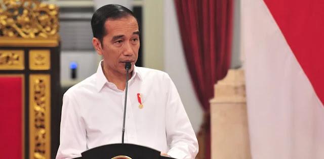 Meski Tidak Menyebut China, Jokowi Tegaskan Tidak Ada Tawar-Menawar Soal Natuna