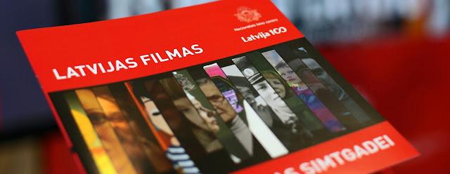 Latvian films for the Latvian Centenary