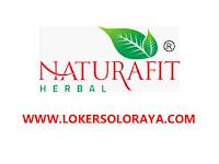 Lowongan Kerja Sragen November 2020 di Naturafit Herbal