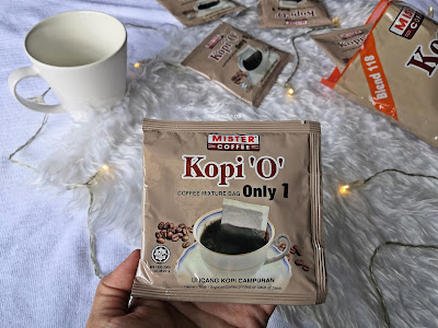 kopi o mister coffee
