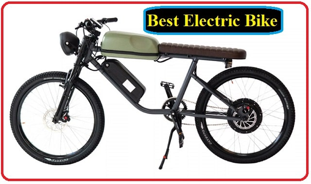 Apart from this, the company has used two large LED lights at the front of this e-bike, while two small modern look taillights have been installed in the rear.
